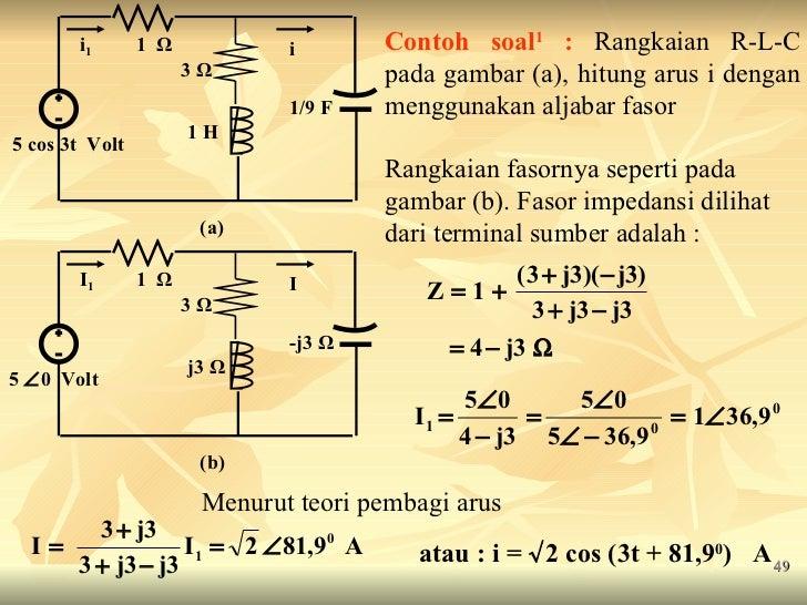 Ii rangkaian listrik fasor 49 contoh soal 1 rangkaian r l c ccuart Gallery