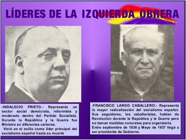 Resultado de imagen de Largo Caballero 1937