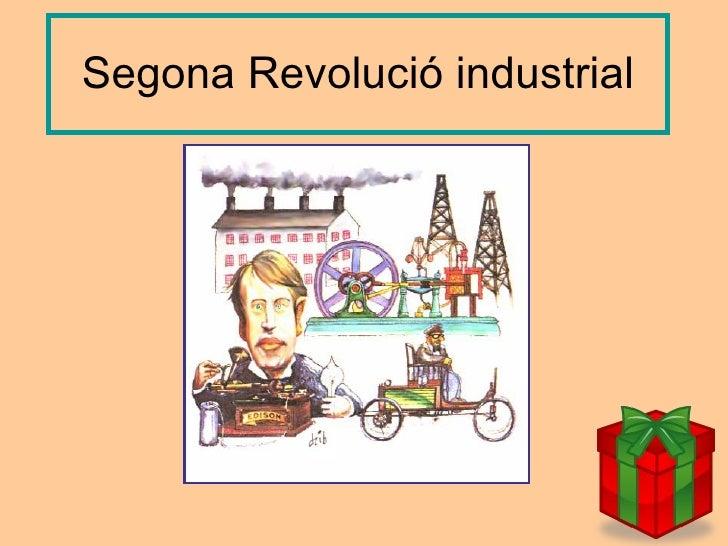 Segona Revolució industrial