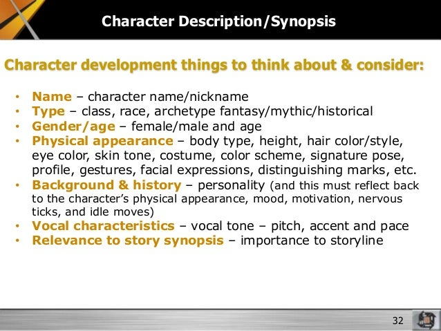 Perfect Character Development Template Gallery - Resume Ideas ...