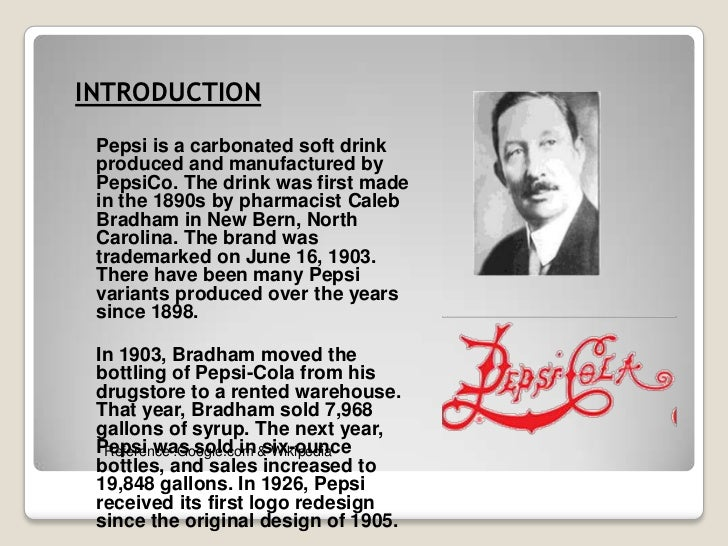 the journey of caleb bradham to becoming a pharmacist Learn about the history of pepsi cola and how this the original formula for what would become pepsi cola was invented in 1893 by pharmacist caleb bradham of.