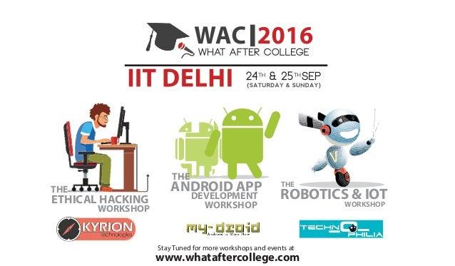 iit delhi ethical hacking workshop 2018