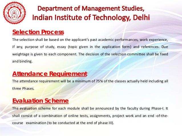 COURSES OF STUDY IIT DELHI EBOOK DOWNLOAD