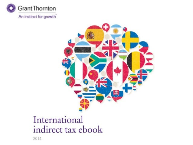 As more and more goods and services are crossing national borders than ever before, and with indirect taxes being adopted ...