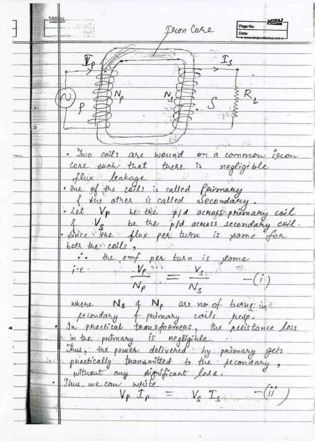 IIT JEE Physics Class Notes by Er  Ambarish Srivastava (AIR