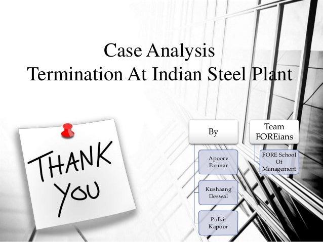 case analysus
