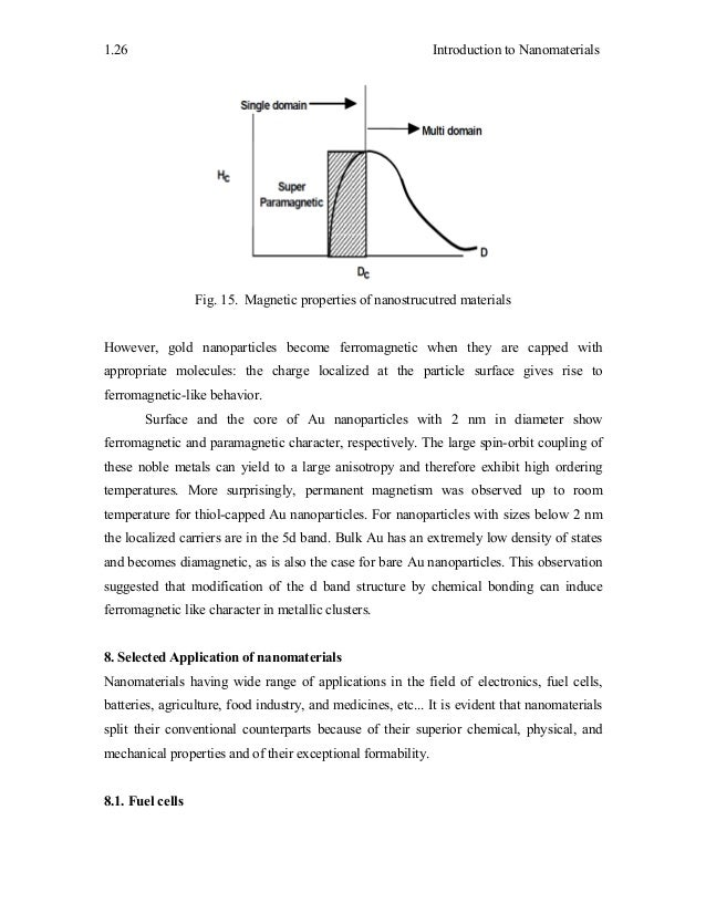 an introduction to the magnetic anisotropy of fine particles Introduction nowadays magnetic fine particles [1] are routinely used in  this  local surface anisotropy averages over the whole particle surface.