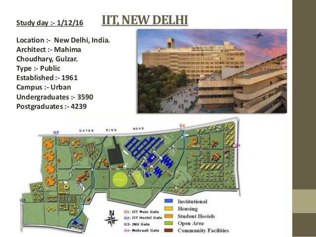 Iit new delhi landscape architecture for Landscape architects in india