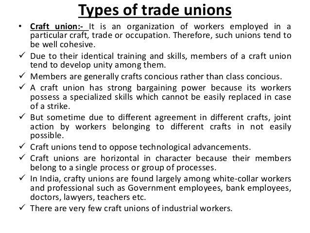 Industrial Relationship Unit 2