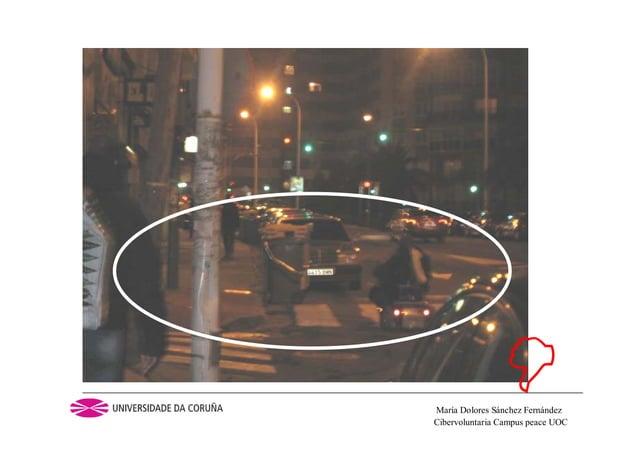 Cibervoluntaria Campus peace UOCMaría Dolores Sánchez Fernández