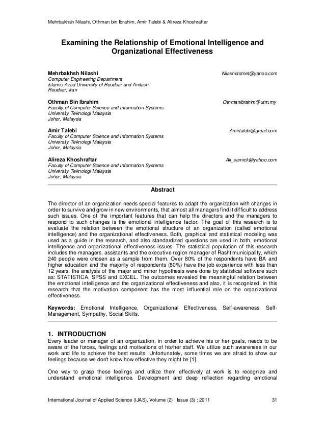 Mehrbakhsh Nilashi, Othman bin Ibrahim, Amir Talebi & Alireza Khoshraftar International Journal of Applied Science (IJAS),...