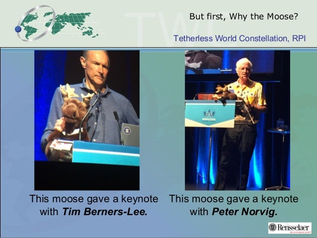 Knowledge Representation in the Age of Deep Learning, Watson, and the Semantic Web Slide 2