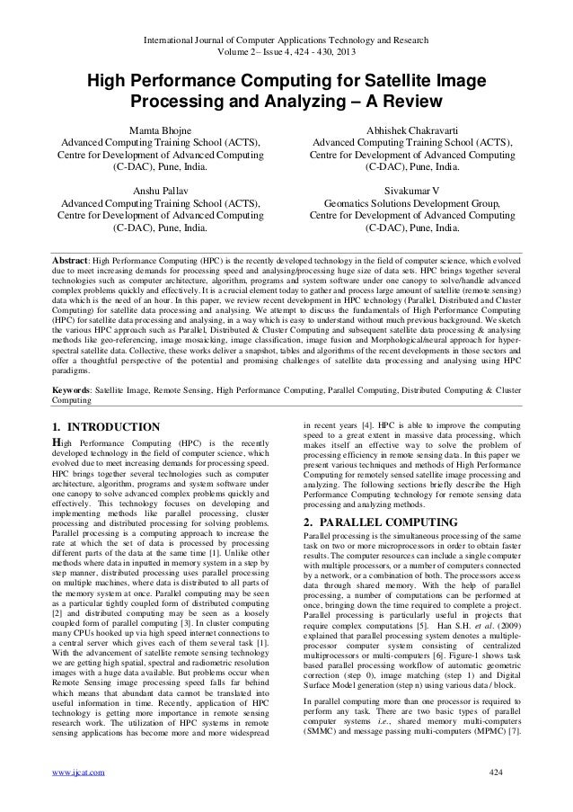 Distributed systems research papers