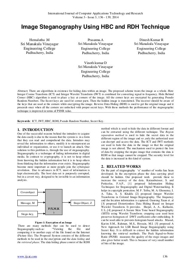 International Journal of Computer Applications Technology and Research Volume 3– Issue 3, 136 - 139, 2014 www.ijcat.com 13...