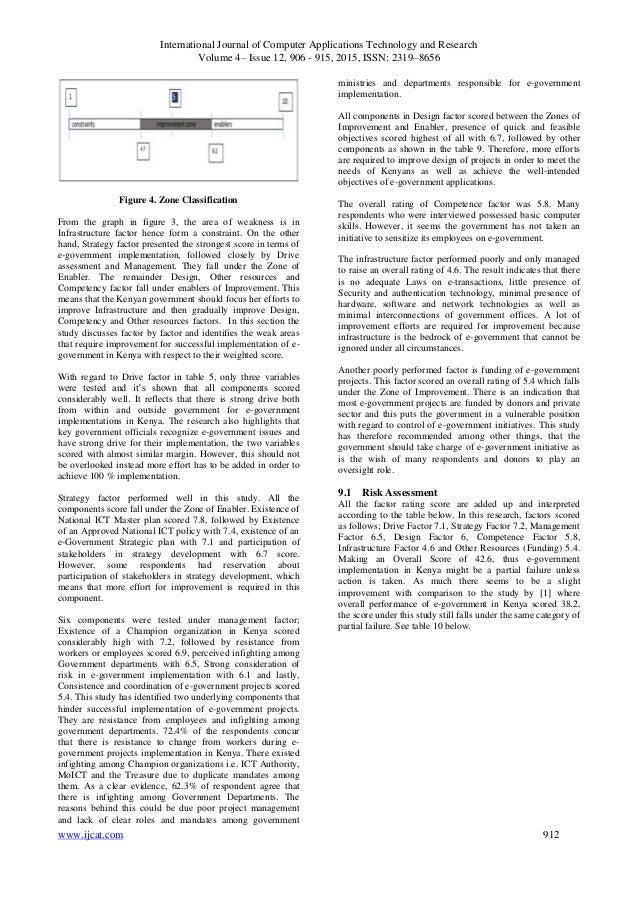 e-government strategy kenya pdf