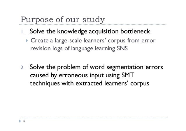 error correction in second language writing Corrective feedback (cf) or error correction is a widely used method of targeting linguistic problems in second language (l2) learners' writing the role of cf in the process of acquiring an l2, however, is an issue of considerable controversy in the field of second language acquisition (sla) questions such.