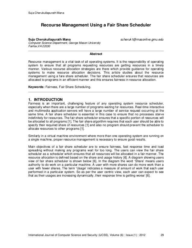 Suja Cherukullapurath Mana International Journal of Computer Science and Security (IJCSS), Volume (6) : Issue (1) : 2012 2...