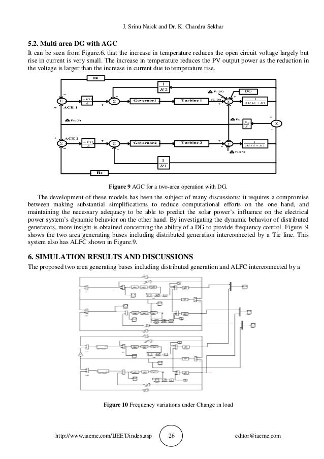 load frequency control dissertation Load frequency control of an isolated small hydro power plant with reduction in dump load rating by using variable structure control ravindra kumar yadav1.