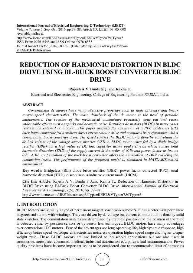 http://www.iaeme.com/IJEET/index.asp 79 editor@iaeme.com International Journal of Electrical Engineering & Technology (IJE...