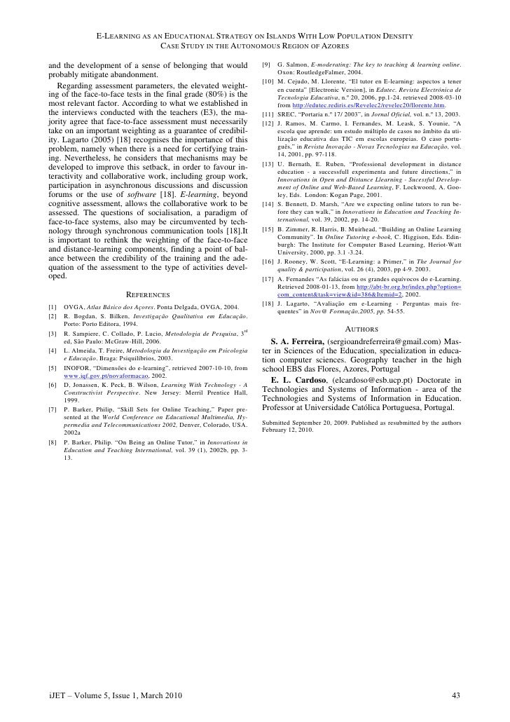 case analysis reduced human population density