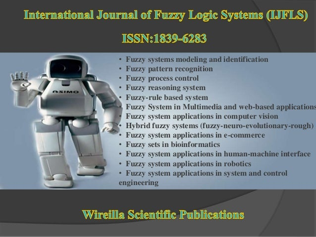 International Journal of Fuzzy Logic Systems (IJFLS)  Slide 3