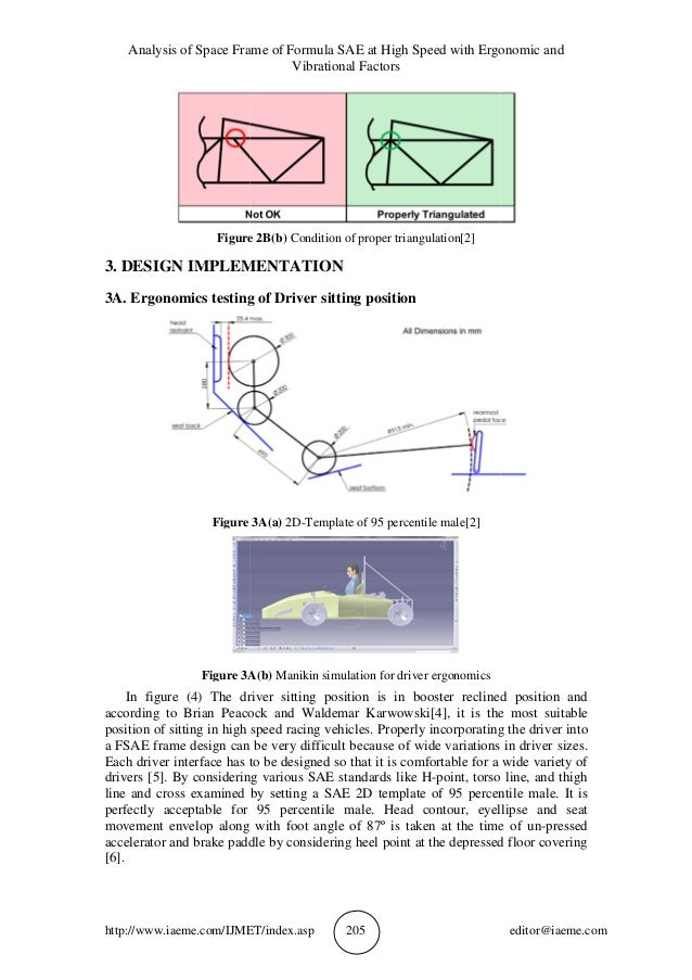 study of tractor vibration and ergonomic Truck driver cabin ergonomics: journal of sound and vibration the objective of this study is to assess truck cab ergonomic configurations for the purpose of.