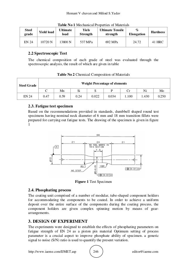 fatigue life of piston Thermal cyclic fatigue analysis of three aluminum piston alloys psai vineeth  the fatigue life can be predicted by the manson-coffin rule with the parameters c p.