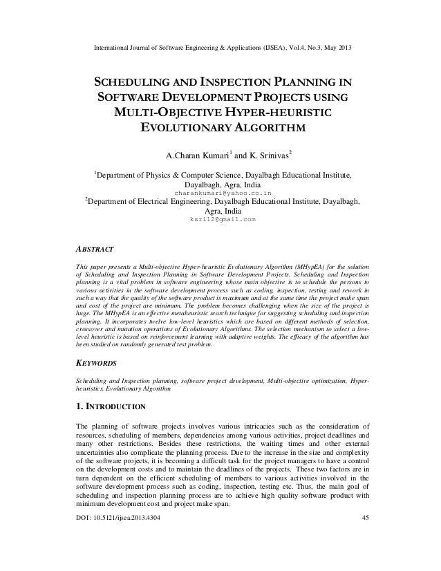 International Journal of Software Engineering & Applications (IJSEA), Vol.4, No.3, May 2013DOI : 10.5121/ijsea.2013.4304 4...