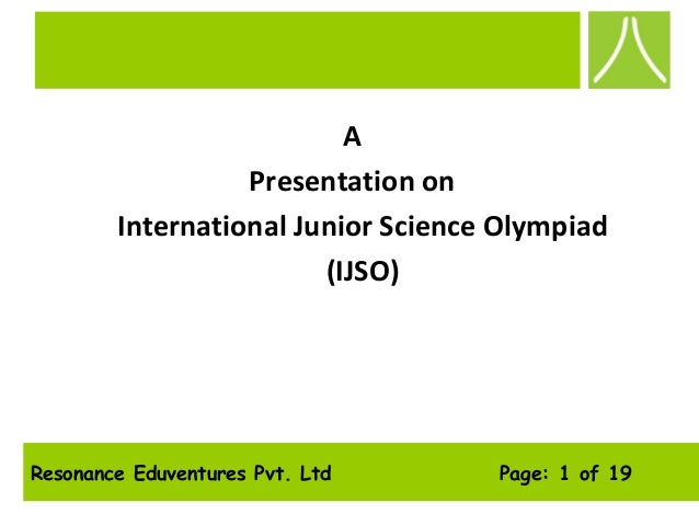 junior science olympiad question papers 12th international junior science olympiad, ijso 2015 1,591 likes 2 talking about this 12th international junior science olympiad december.