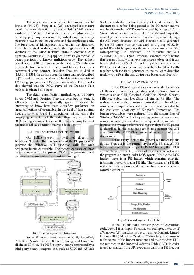 an analysis of polymorphic and cloning computer viruses In computer terminology, polymorphic code is code that anti-virus software uses sophisticated pattern analysis to find the first known polymorphic virus was.