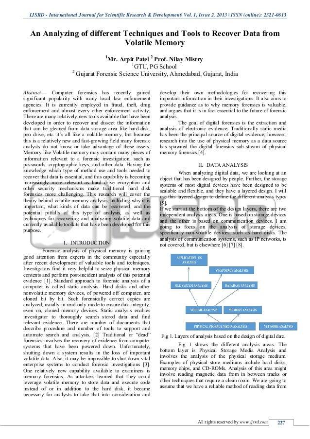 IJSRD - International Journal for Scientific Research & Development| Vol. 1, Issue 2, 2013 | ISSN (online): 2321-0613 All ...