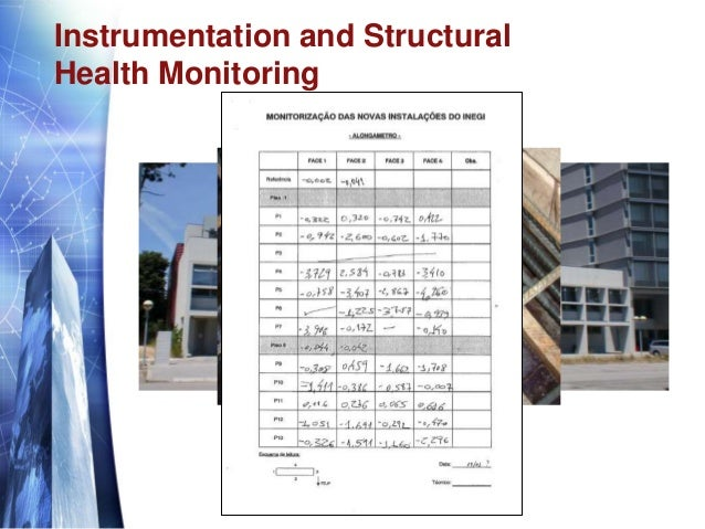 Instrumentation and Structural Health Monitoring
