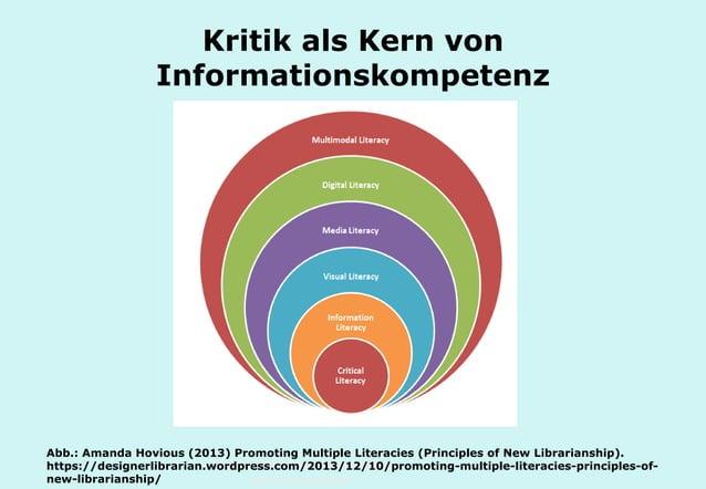 Technische Universität Hamburg-Harburg www.tub.tu-harburg.de Kritik als Kern von Informationskompetenz Abb.: Amanda Hoviou...