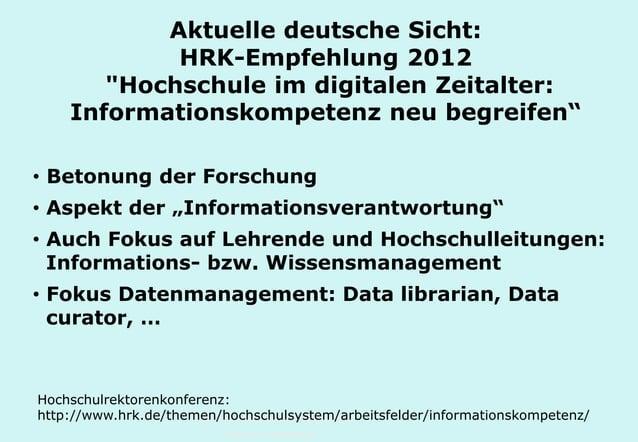 """Technische Universität Hamburg-Harburg www.tub.tu-harburg.de • Betonung der Forschung • Aspekt der """"Informationsverantwort..."""