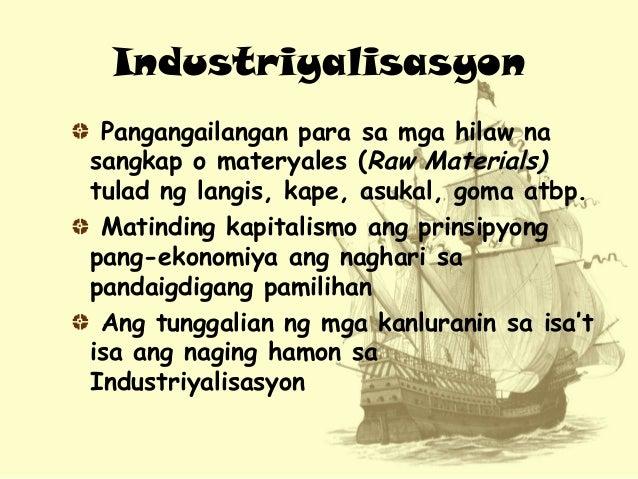 epekto ng kapitalismo Ang rebolusyong industriyal na naganap sa england noong kalagitnaan ng ika-18 siglo ay nagbigay daan sa pagigting ng kapitalismo ang mabuting epekto ng edukasyon.