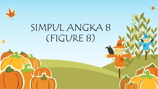 SIMPUL ANGKA 8 (FIGURE 8)