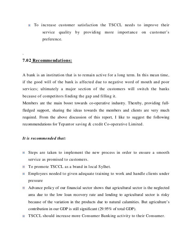 Loan management of Search Credit and Savings Cooperative Ltd