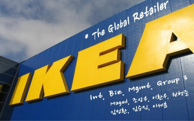 ikea global business Continue reading ikea case study ikea case study ikea is a swedish-owned global business founded in 1943the business generates annual revenues of 27 billion euros and employs 139,000 people in 298 stores and 26 countries.
