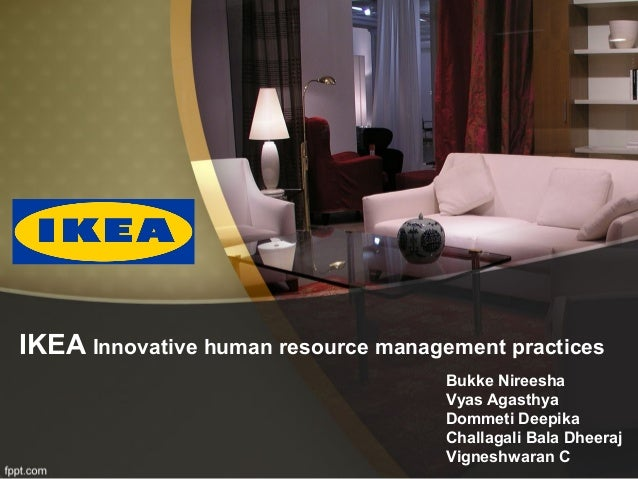 Ikea Human Resource Management in Chinese Market Essay