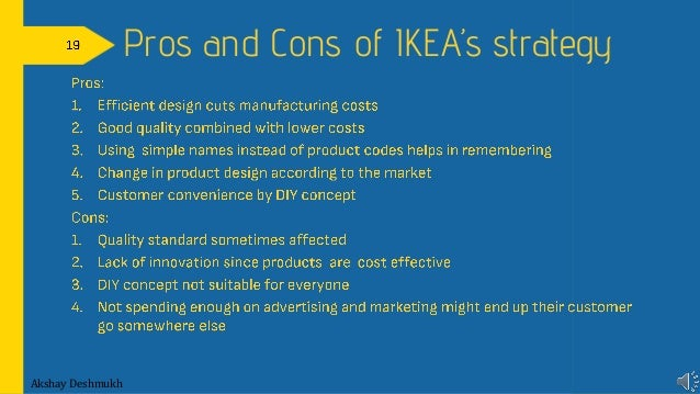 ikea case study on marketing View test prep - mkt 427-ikea case study from marketing 427 at hampton university running header: ikeas global strategy: furnishing the world ikeas global strategy: furnishing the world discussion.