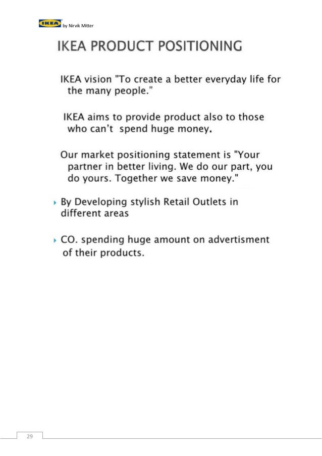 ikea s strategy for building a strong global brand To download ikea's global marketing strategy case study (case code: mktg119) click on the button below,  building the ikea brand the founder's vision.