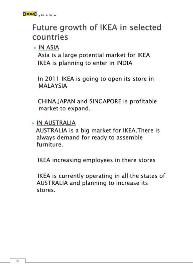 ikea core competencies Ikea offers young customers a limited selection of standardized home furnishings featuring good design one or more competitors will build similar core competencies to imitate your strategy and you place your internal resources at risk of being sought by competitors.