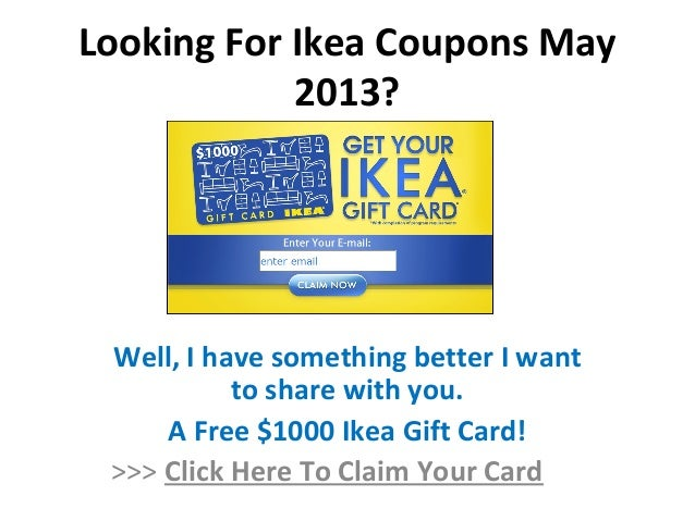 ikea coupons may 2013. Black Bedroom Furniture Sets. Home Design Ideas