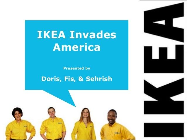 Ikea invades america harvard case study
