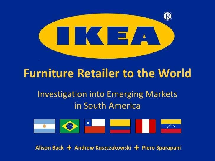 Ikea case study swot analysis