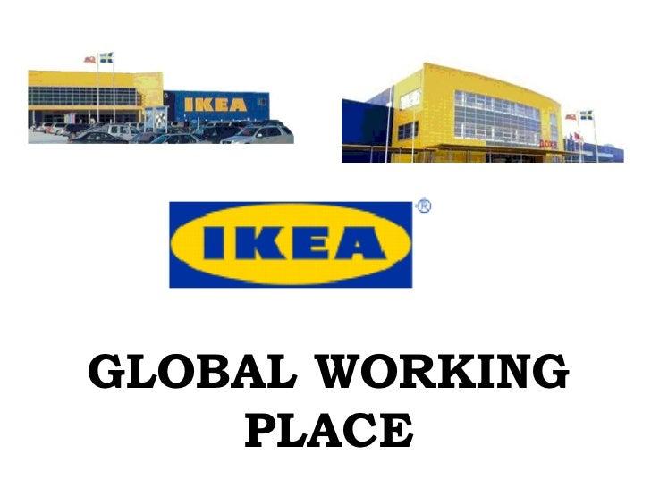 Ikea global marketing
