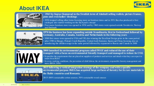 ikea supply chain problems Expensive solutions to all kinds of problems are often have made ikea the world's most successful furniture retailer with high ikea's supply chain.
