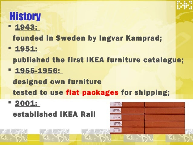 ikea case study summary Summary more than 10,000 products of the company are being manufactured by 1600 suppliers and transported to 186 stores of ikea around the world and stored in 27.