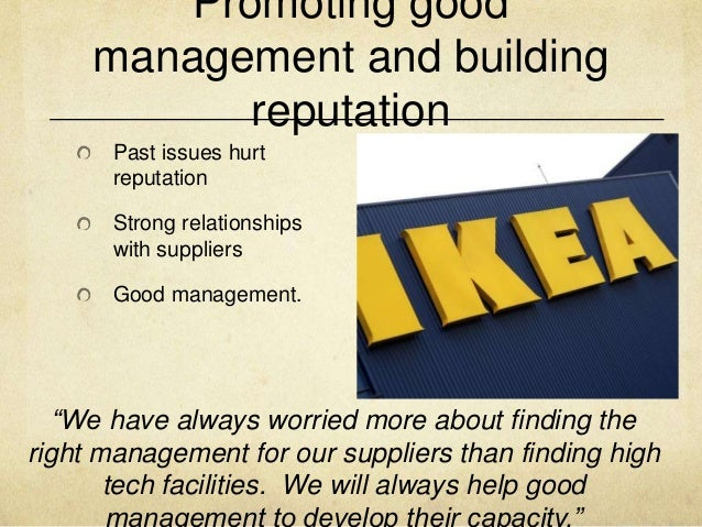 ikea indian rugs and child labor case study Free essay: ikea's global sourcing challenge: indian rugs and child labor jordan de jong case study _ the case i will analyze and discuss in this case study.