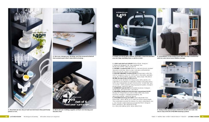 ikea catalgo starting the first week in august with great. Black Bedroom Furniture Sets. Home Design Ideas
